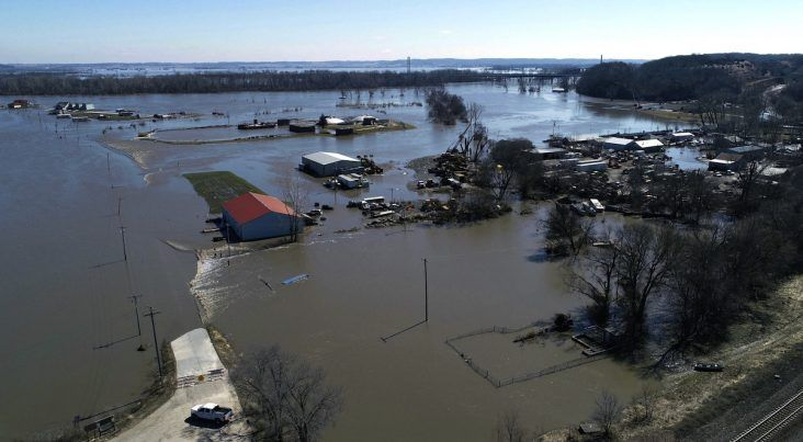 Tyson Foods, Walmart provide aid for flooding victims in Midwest