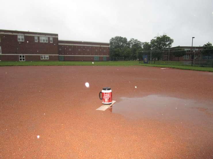Rainout -- No game! (1)