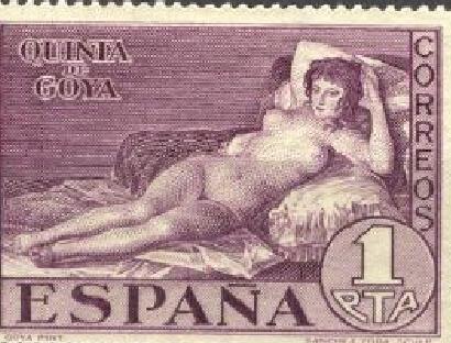 spainish stamp