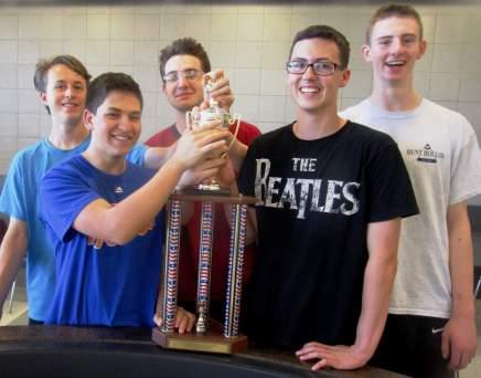 wilson w trophy