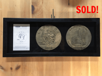 coins sold