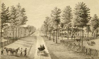 TheTown of Adams in 1924, residence-of-alexander-d_-stanley