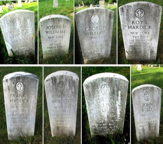 These veteran, buried in the Spanish-American plot in Mt. Hope, did live into the 1960's. From