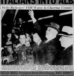 Sun, Nov 3, 1940 – Page 1