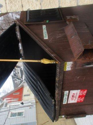 Mac dumpster
