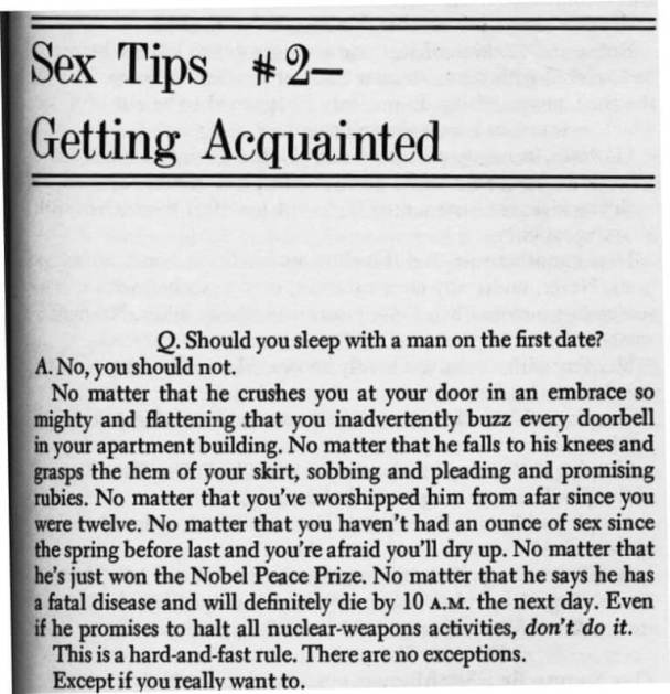 7 sex tips new