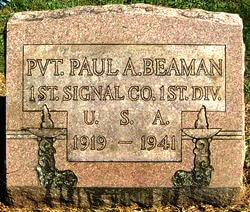 Beamon grave