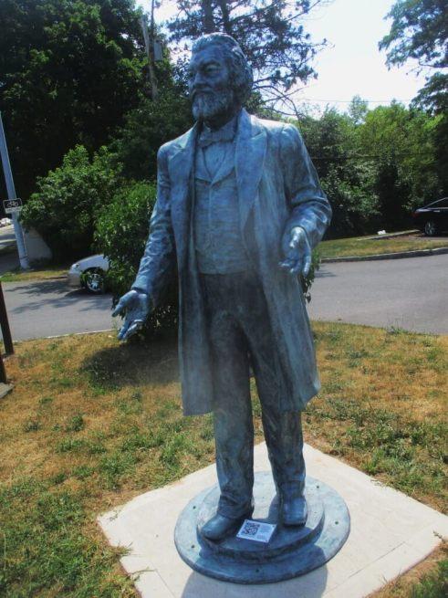 Douglass untipped new