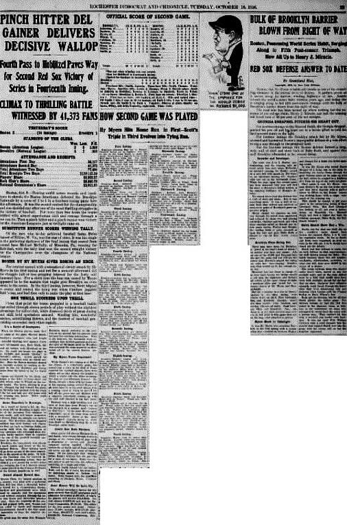5. 10 Oct 1916, Tue • Page 23