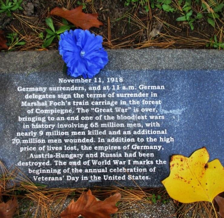 From the Vietnam Veteran's Memorial Walk of Honor in Highland Park. [Photo: David Kramer]