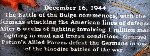 From The Vietnam Veterans Memorial of Greater Rochester, Highland Park [Photo: David Kramer]