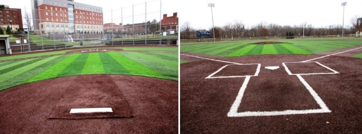 Towers Field, University of Rochester [Photo: David Kramer, 12/29/18]