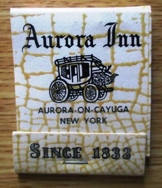 Aurora Inn, Cayuga, NY
