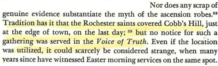 From Whitney R. Cross' classic The Burned-Over District: The Social and Intellectual History of Enthusiasm in Western New York, 1800 - 1850 (1950).