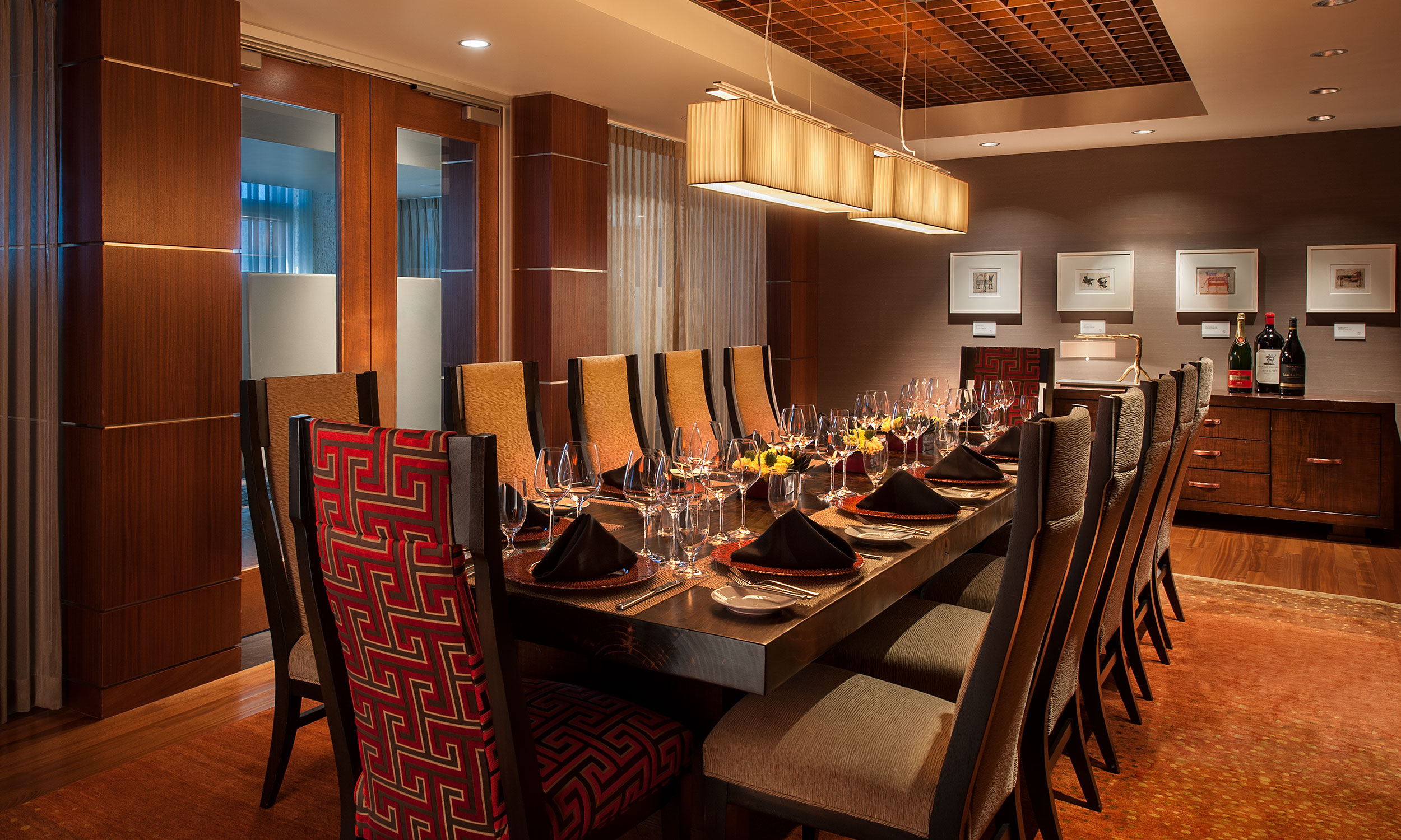 Private Dining Parties And Events