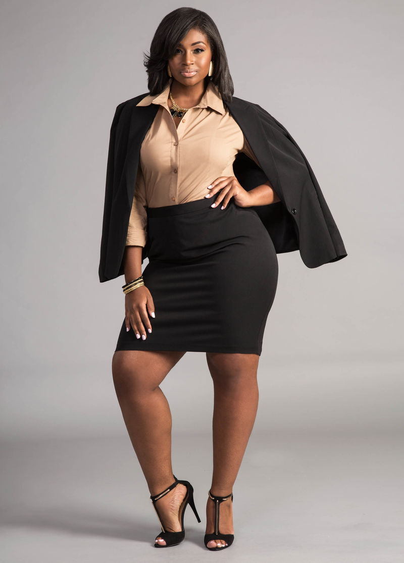 Dresscode Smart Casual Damen Ashley Stewart Work It Collection - Talking With Tami