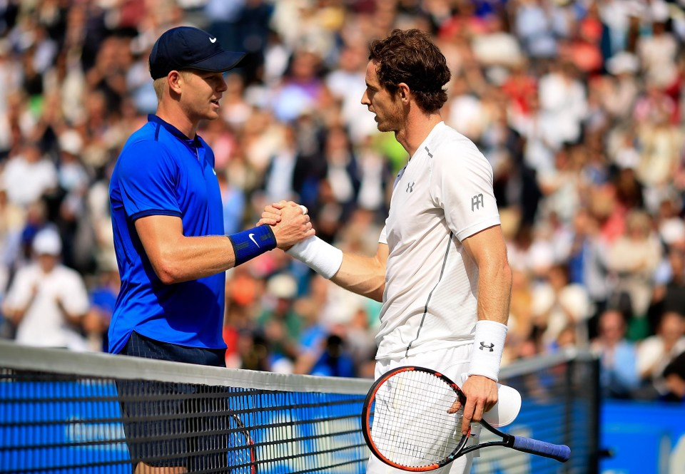 Andy Murray retirement: Kyle Edmund leads emotional tributes to Britain's 'greatest ever tennis ...