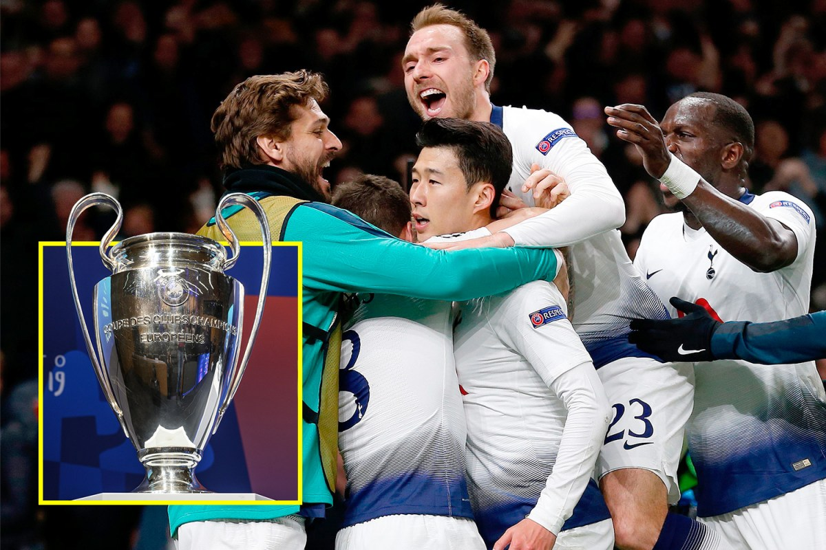 Tottenham Hotspur News Do These Omens Prove Spurs Are Going To Win The Champions League