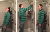 Raised Shower Heads for Tall People - Tall.Life
