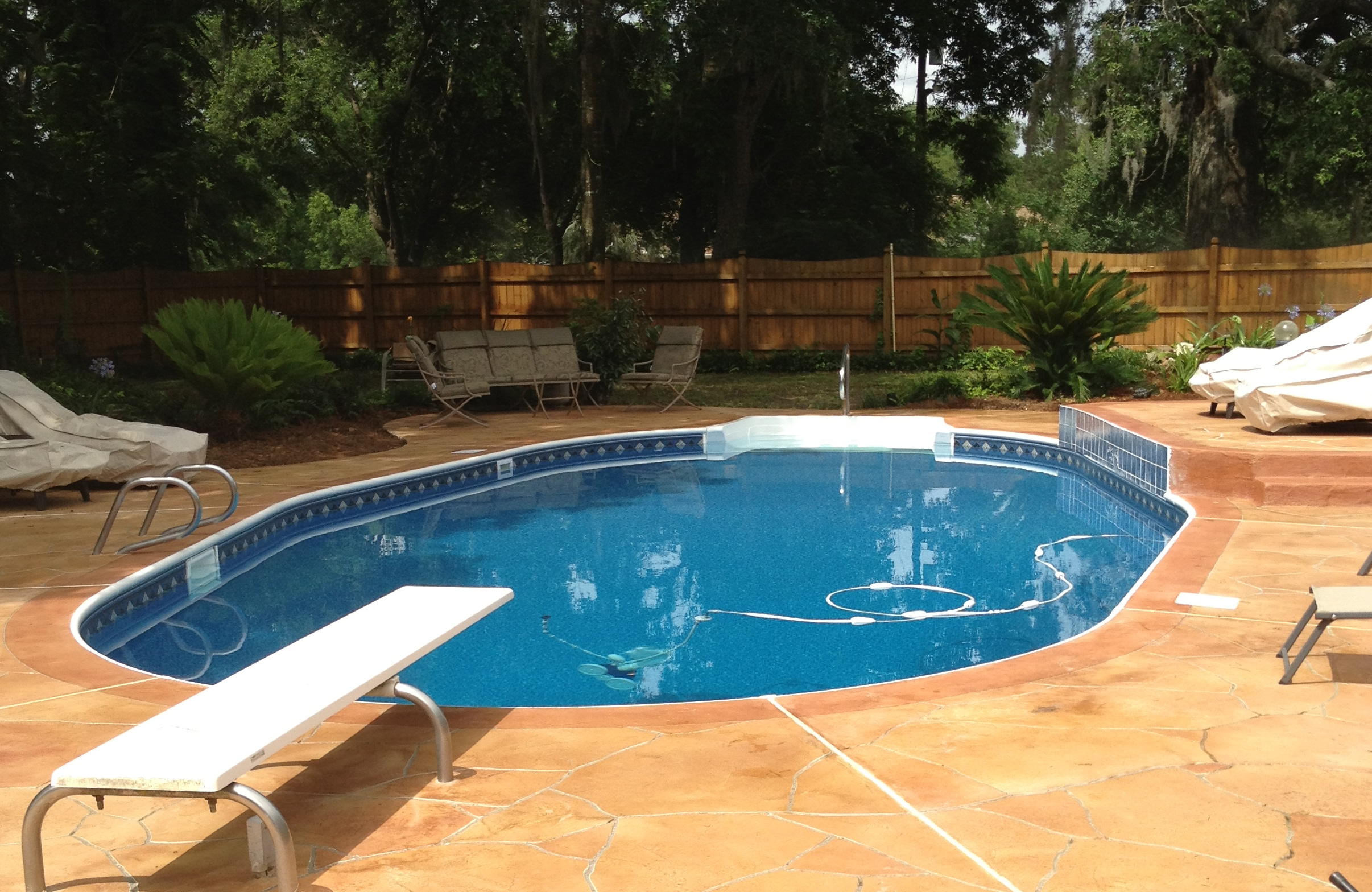 Pool Teich Services | Tallahassee Pool Tech