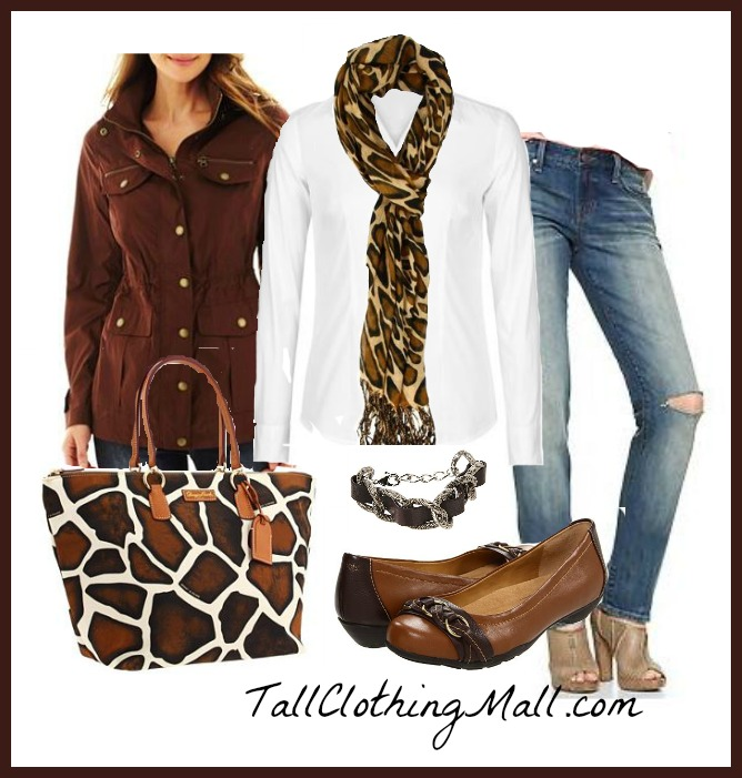 Women's Tall Clothing