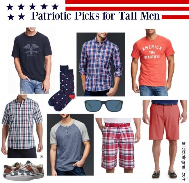 patriotic picks for tall men2