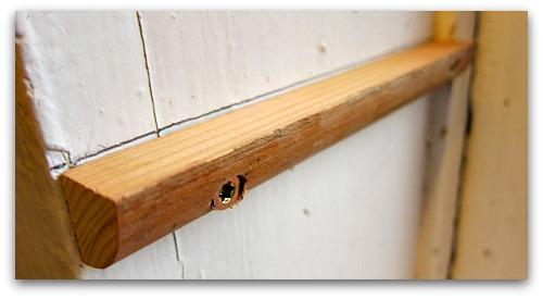 canning shelf wall bracket