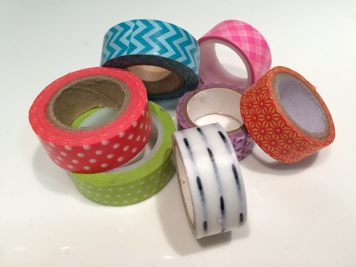 Celos Decorativos Materiales Para Manualidades Washi Tape O Celo Decorativo