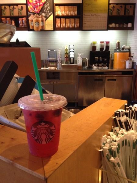Starbucks Refreshers Marketing
