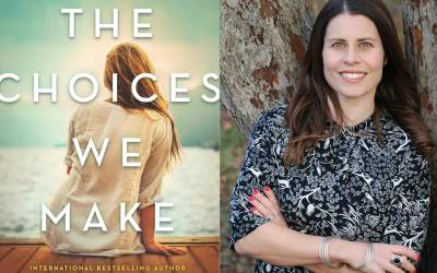 Let's Celebrate Karma Brown's THE CHOICES WE MAKE