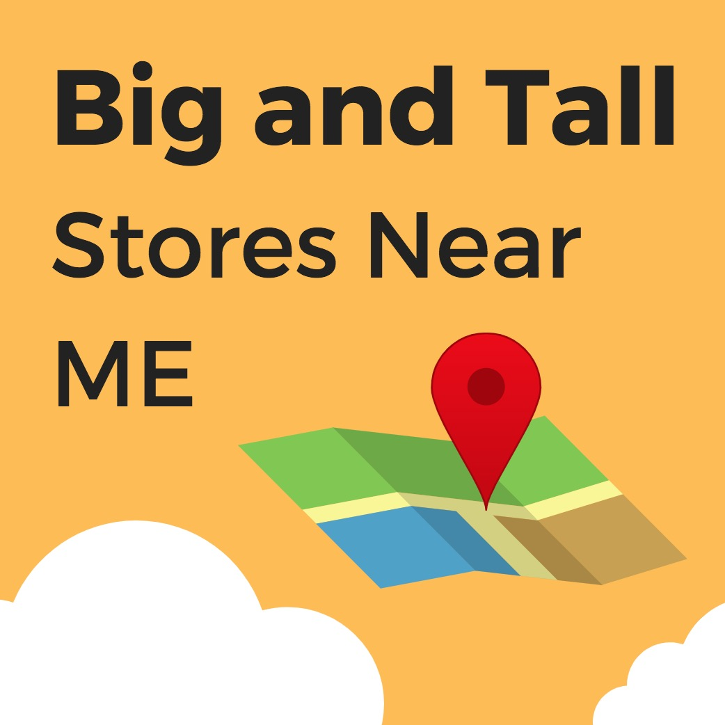 Stores Close To Me Big And Tall Stores Near Me 10 Largest Cities With Men S Xl