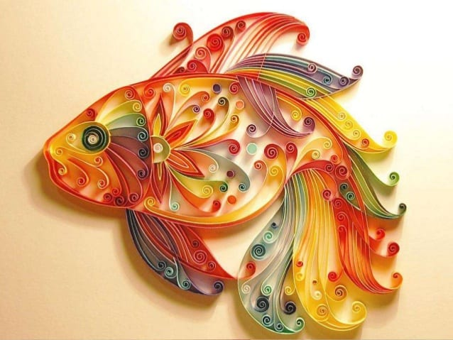 Malaysia39s Top 10 Paper Quilling Artists Tallypress