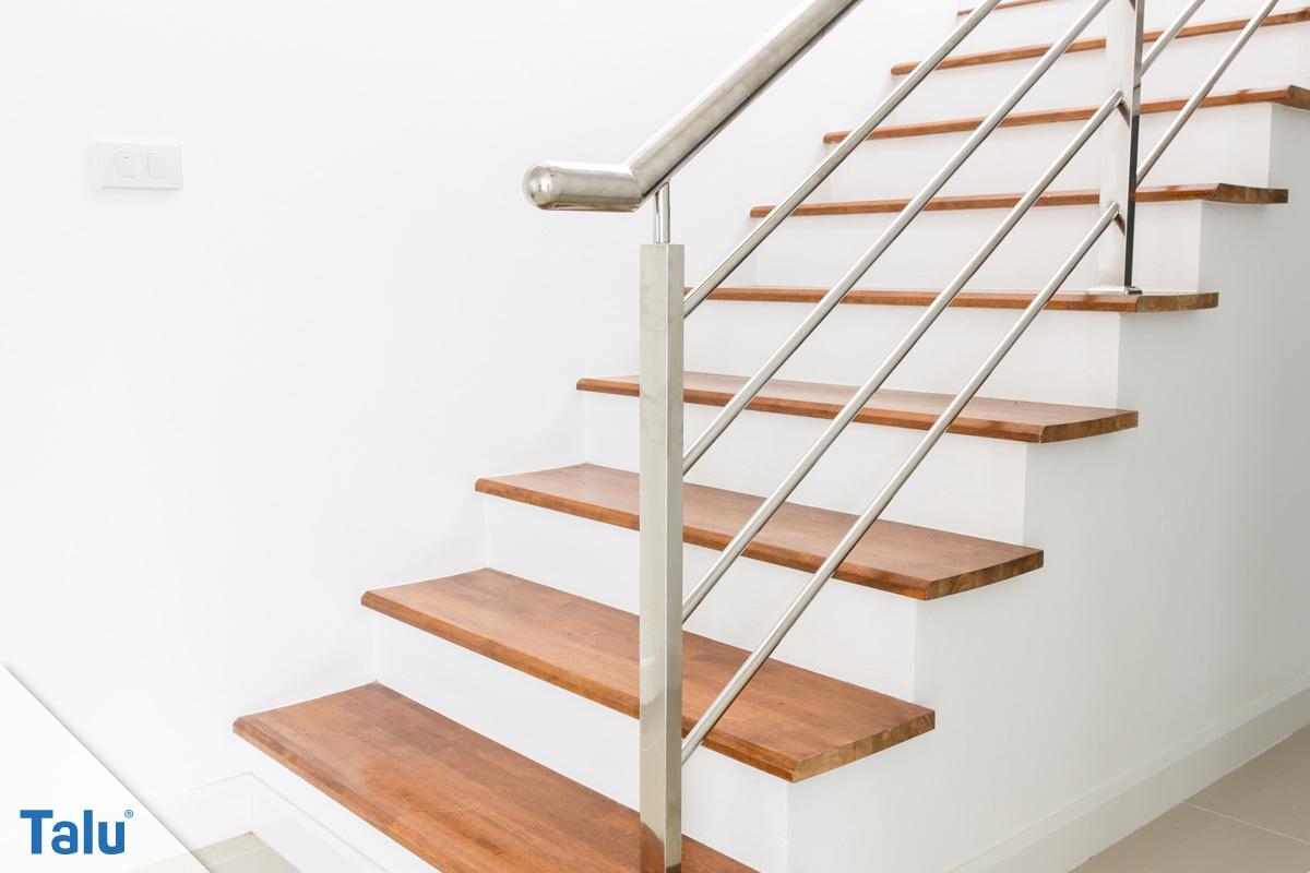 Holztreppe Sanieren Alte Holztreppe Im Neuen Glanz Lies