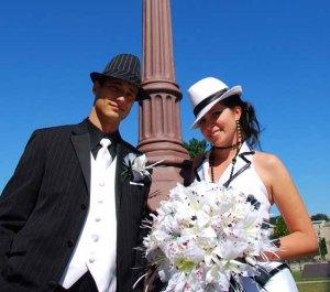 Оригінальні елементи класичного весілля