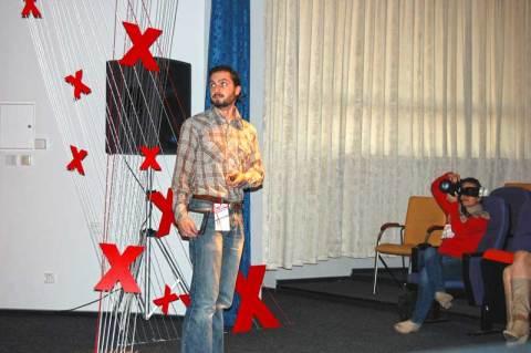 """TEDxLviv """"Точка перетину"""" Шон Вільямс"""