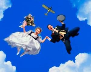 Весілля в повітрі