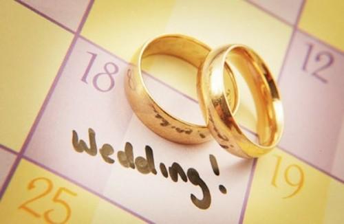 План весілля