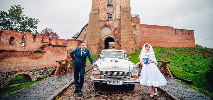 Весілля в Луцьку