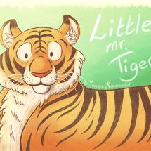 Little mr Tiger