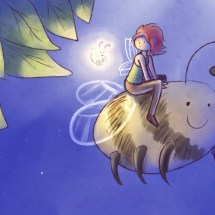 May and the firefly