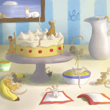 Mice party