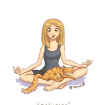 Yoga - Sukhasana