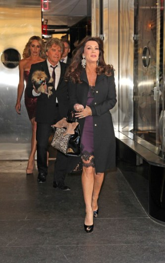Lisa Vanderpump Still Not Signed to RHOBH Season 3