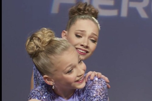 Dance Moms Maddie and brynn