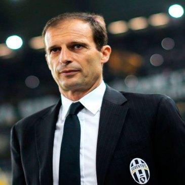 Allegri, despreocupado por la mala racha de Juventus