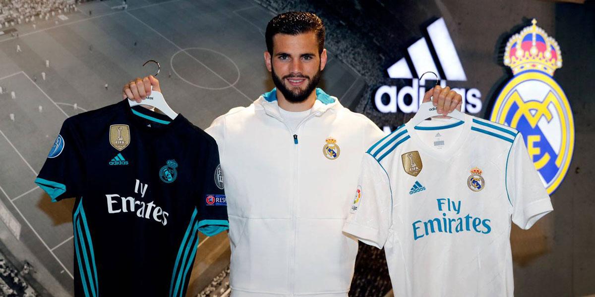 El sorpresivo detalle de la nueva camiseta de Real Madrid