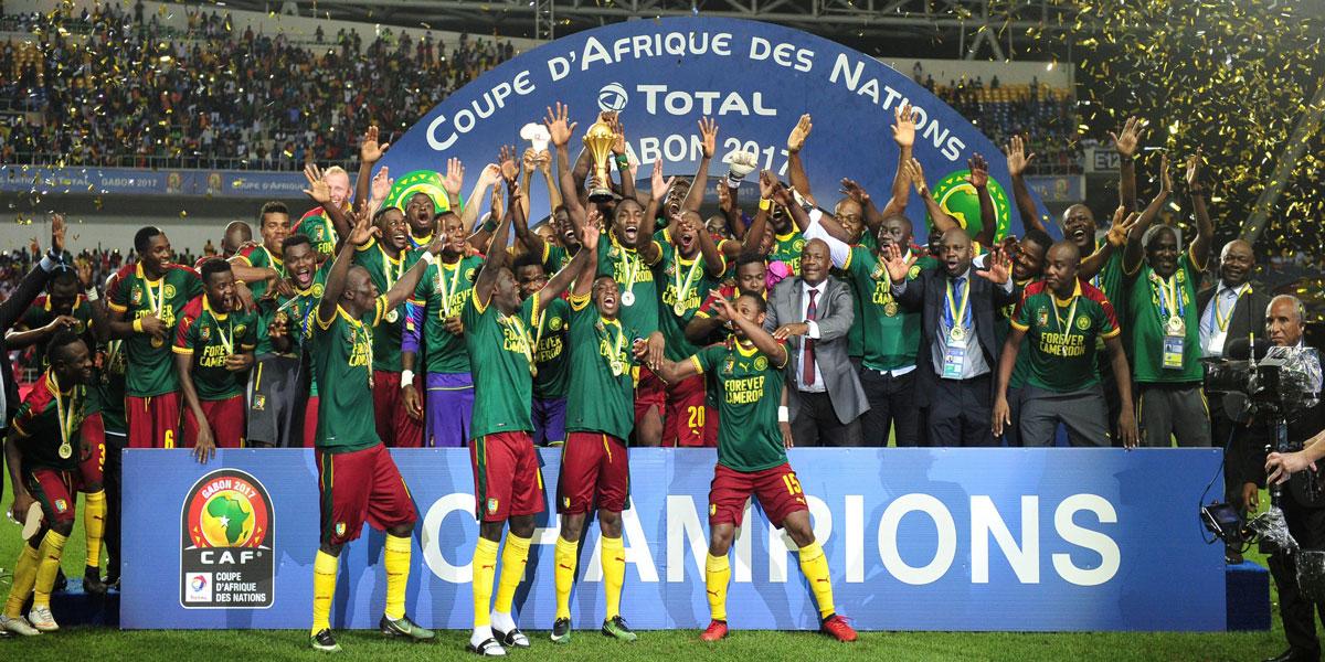 Camerún el representante africano de poco juego