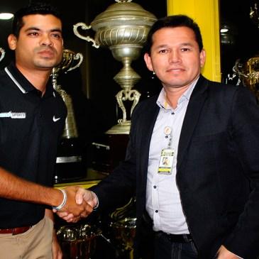 Deportivo Táchira y Secasports firman alianza en pro del fútbol menor