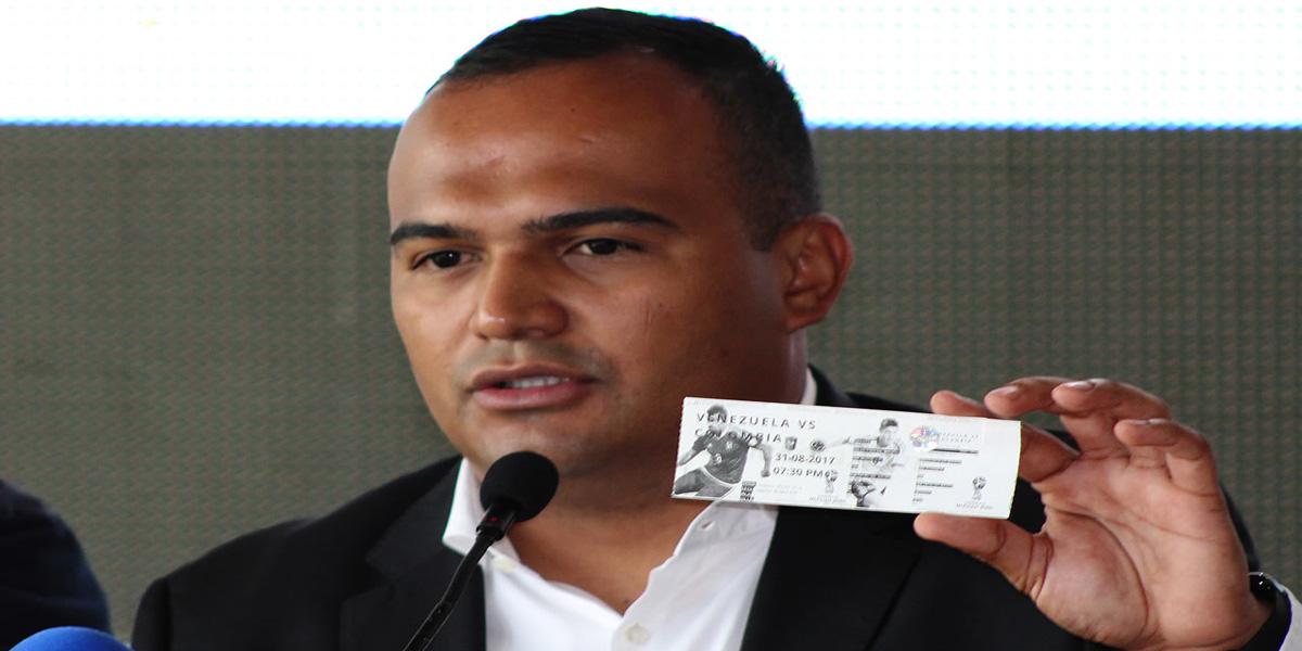 Definido el precio de la boletería para el Venezuela vs Colombia en Pueblo Nuevo