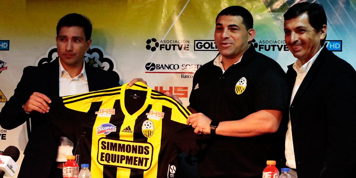 Oficializado Francesco Stifano hasta diciembre de 2018